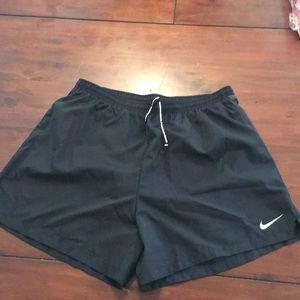 Nike running dri-fit shorts sz xl